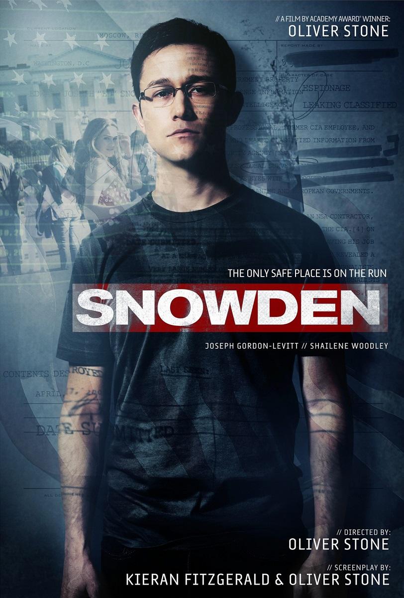 «Сноуден» — 2016