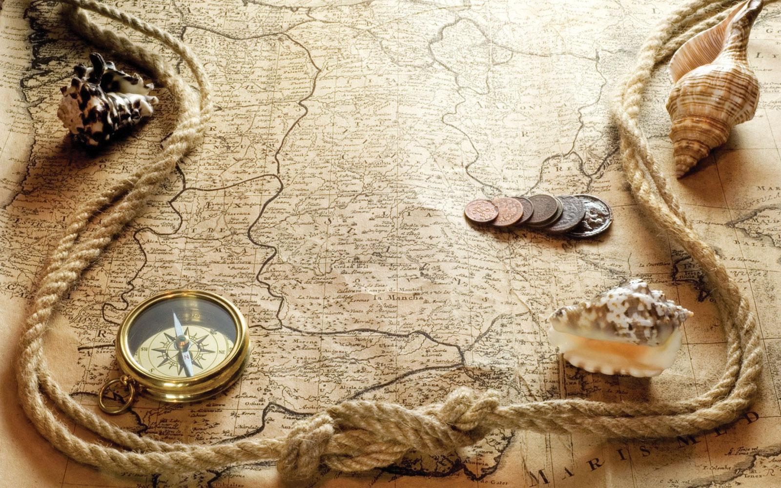 Карта и компас  № 2941986 без смс