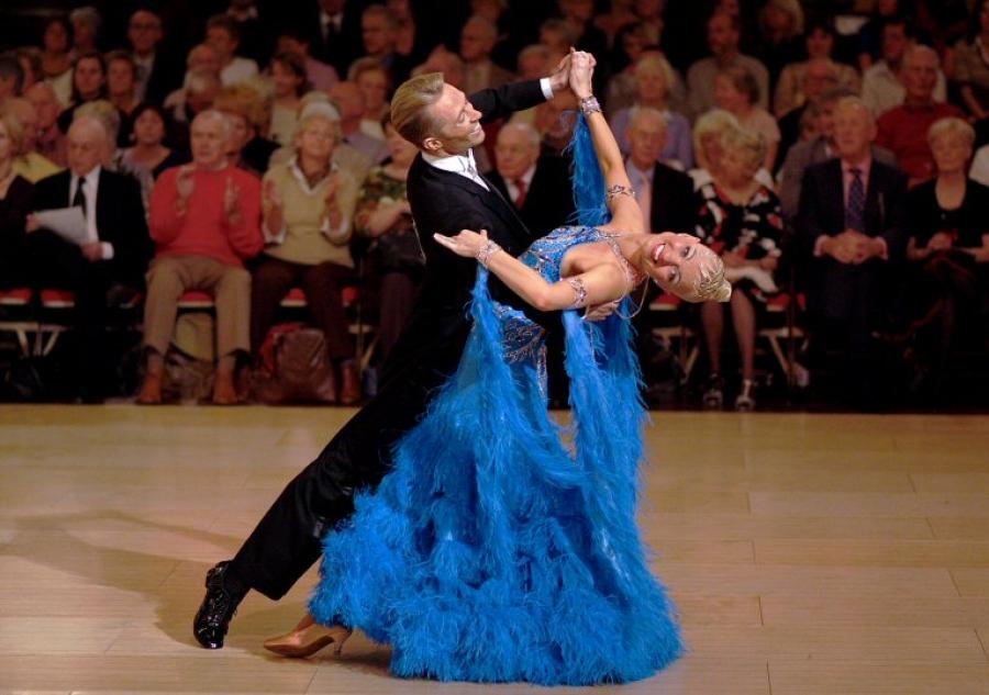 Мастер-класс по всем видам танцев