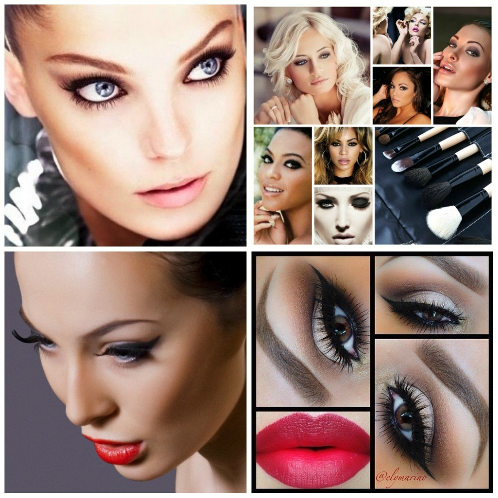 Как научиться правильному макияжу