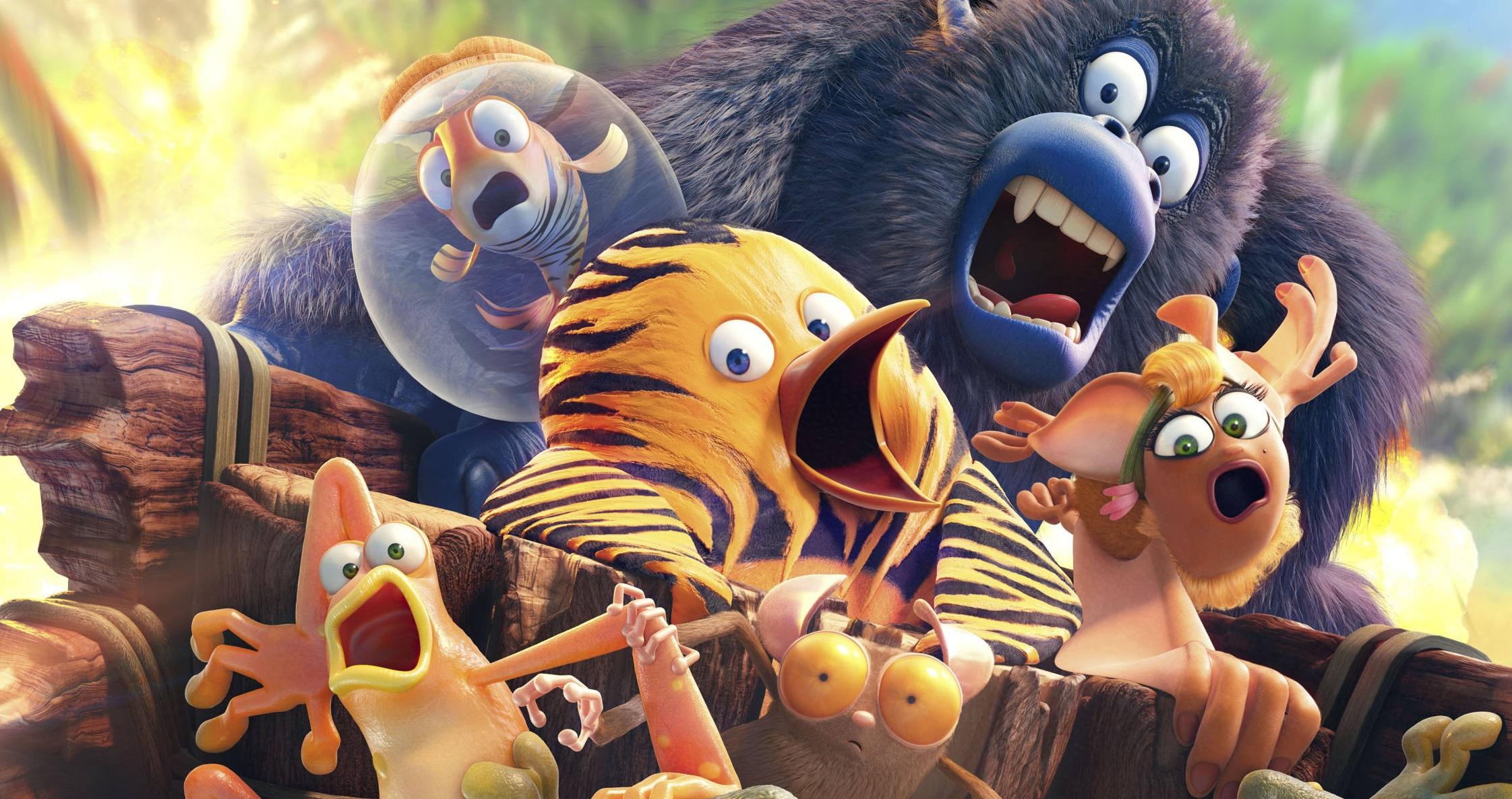 Дозор джунглей 2018 описание фильма