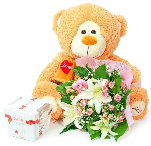 Доставка цветов Уссурийск - Заказ цветов с доставкой