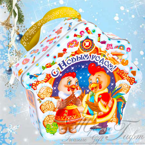 Треже гифт новогодние подарки 18