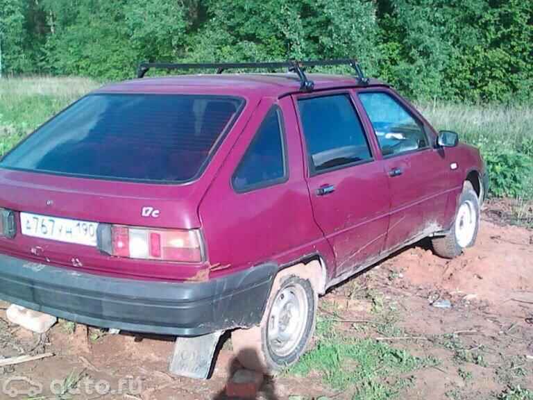 Ремонт автомобиля иж 2126