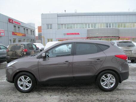 Hyundai ix35, I