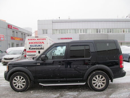 Land Rover Discovery, III