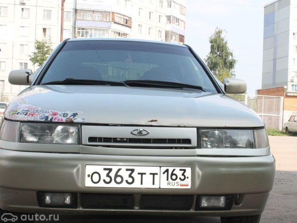 Купить LADA (ВАЗ) 2112 с пробегом в Тольятти: Лада 2112 2005 года, цена 120 000 рублей - Авто.ру