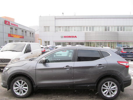 Nissan Qashqai, II