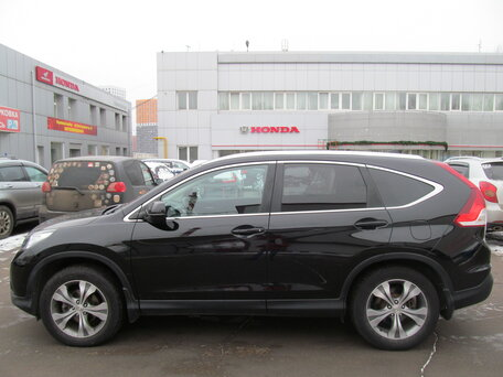 Honda CR-V, IV