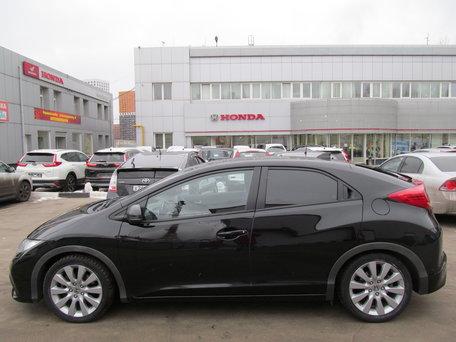 Honda Civic, IX