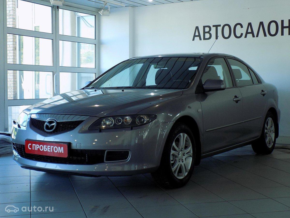 Mazda 6 автосалоны mazda