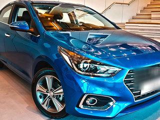 Карточка модели Hyundai Solaris II Седан на Авто.ру