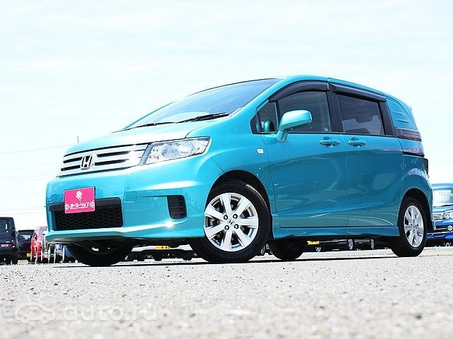 Honda Freed — Википедия