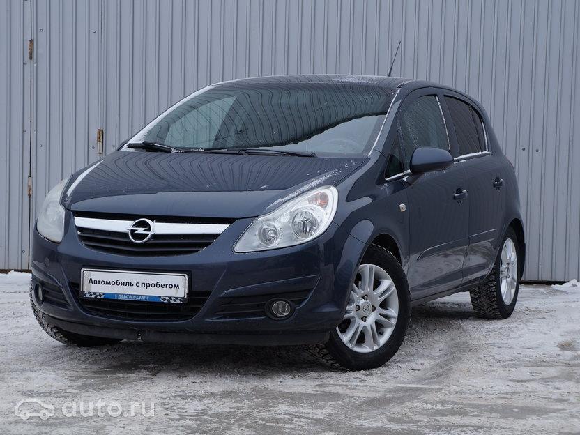 Opel corsa, 12 л, 2007 гв архиве