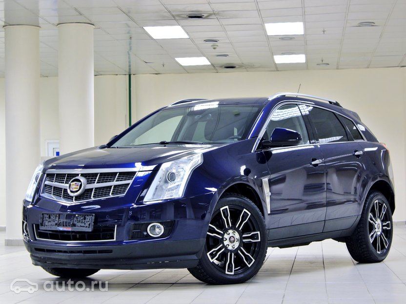 Used 2007 cadillac srx suv pricing features edmunds gallery