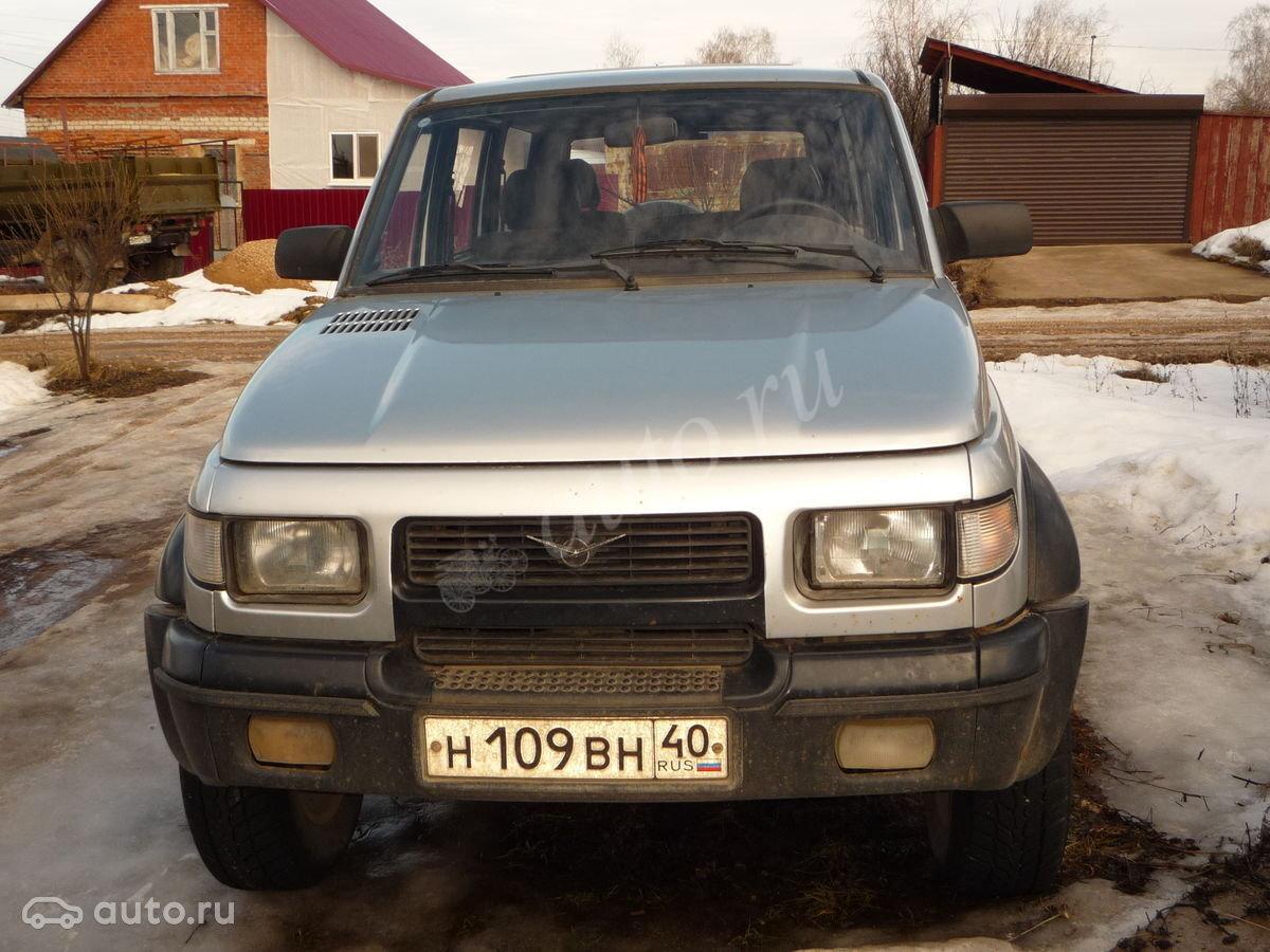 Смотрите, какой автомобиль: уаз 3162 simbir 31622 2004 года за 125 000 рублей на автору!