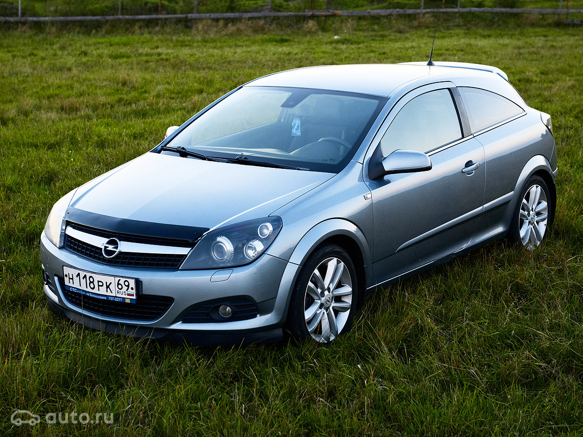 Фото opel astra new (опель астра)