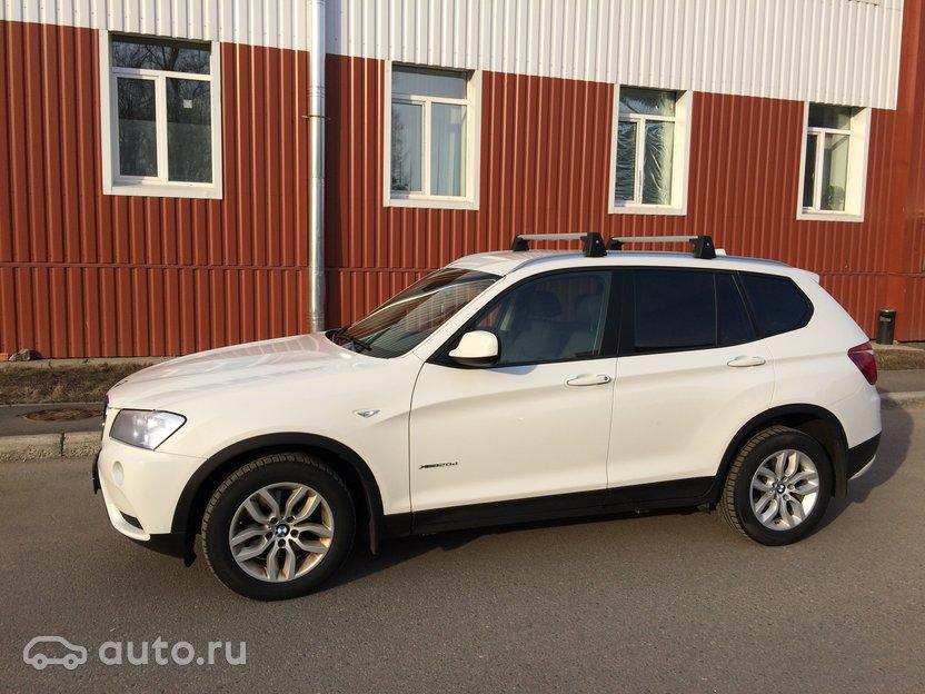 Продажа б/у bmw x3 (бмв х3) xdrive35 30 at 2010 в нижнем новгороде за 1200000 р
