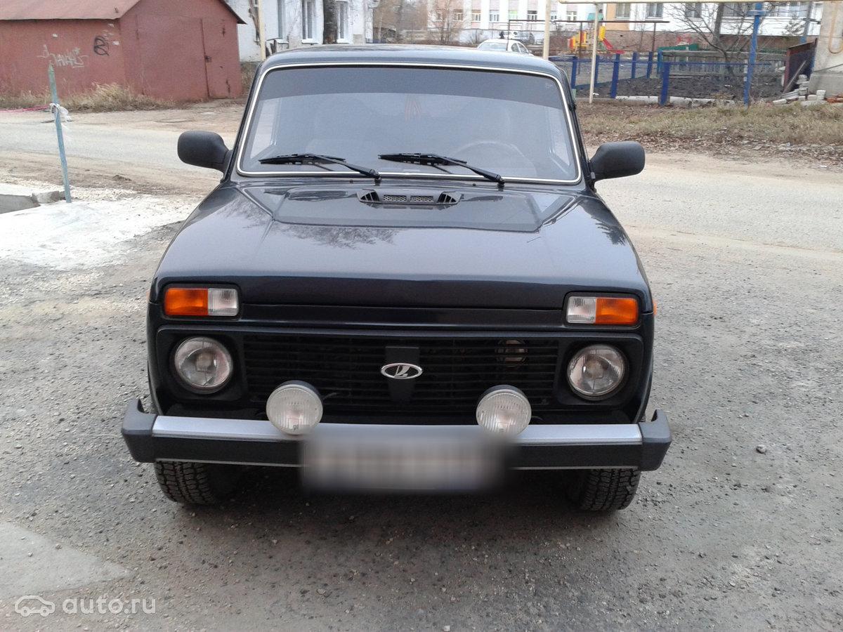 Купить ВАЗ (Lada) 2121 (4x4) с пробегом в Лебедяни: 2013 года, цена 300 000 рублей - Авто.ру