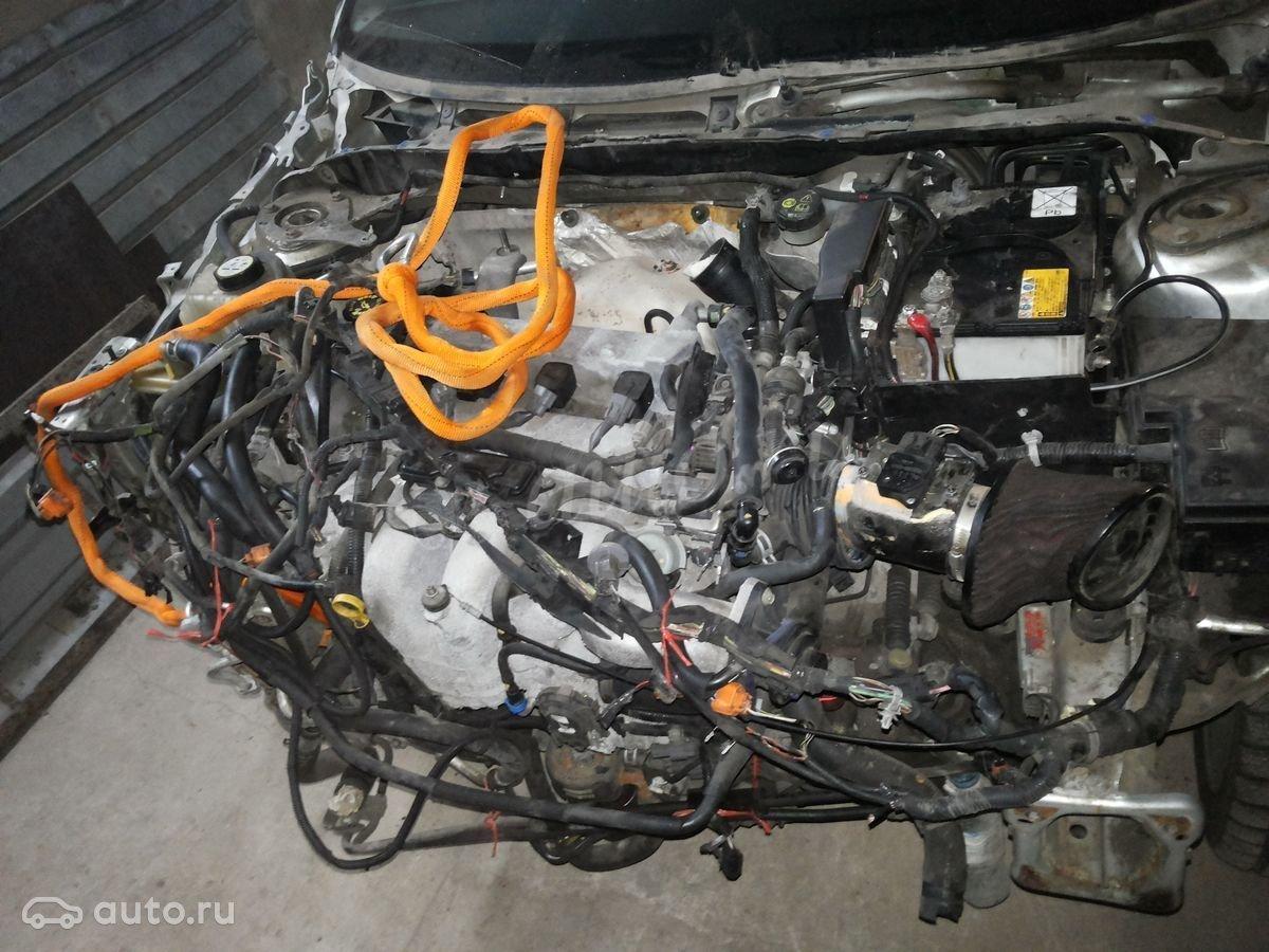Двигатель для mazda 3 mps 32