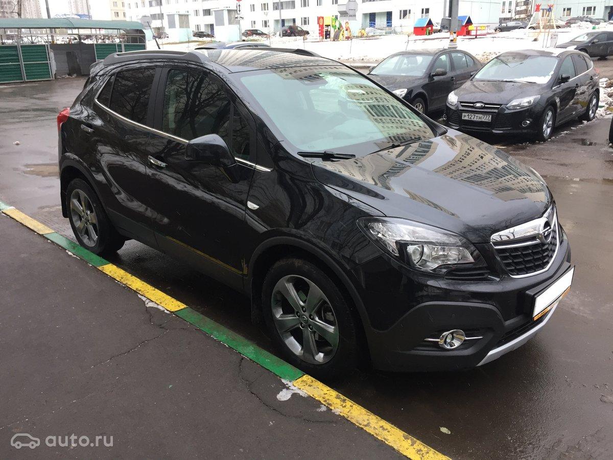 Смотрите, какой автомобиль: opel mokka i 2013 года за 800 000 рублей на автору!