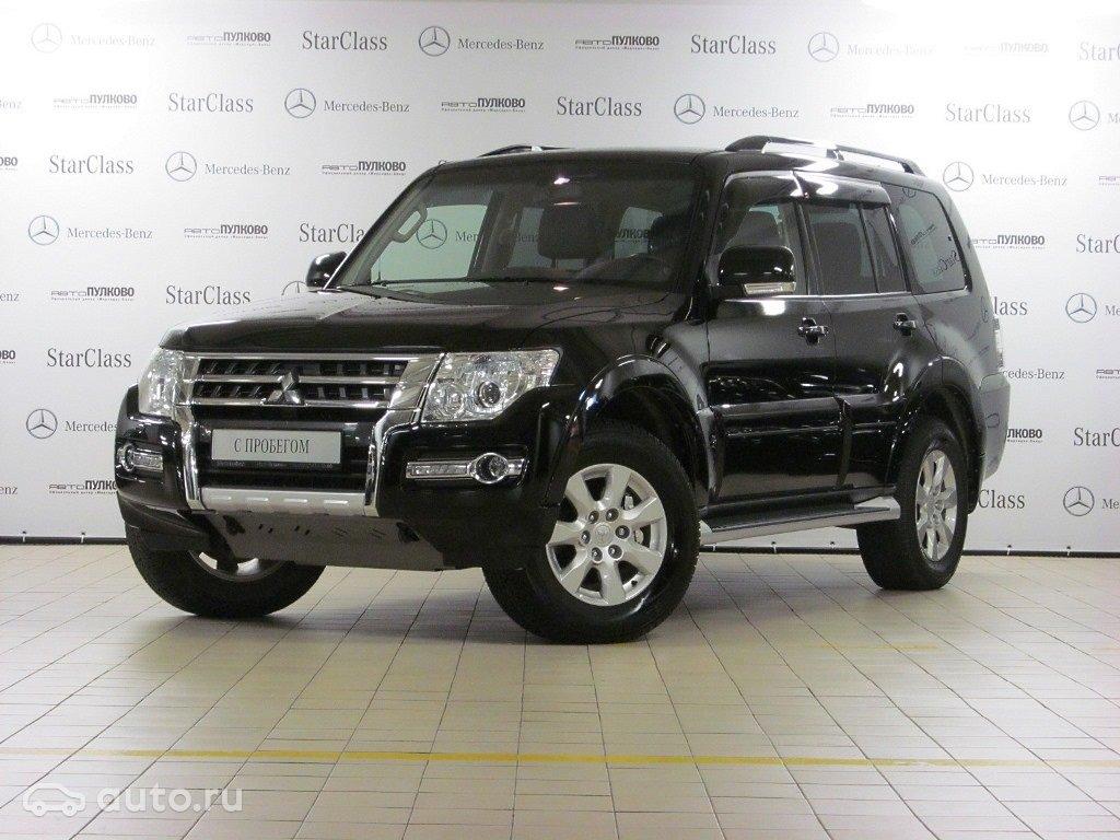 Смотрите, какой автомобиль: mitsubishi pajero iv 2007 года за 629 000 рублей на автору!
