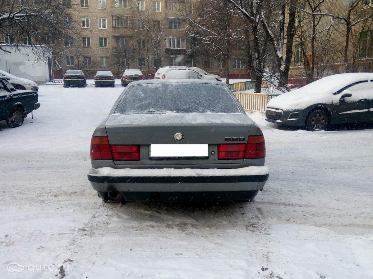 Бмв е34 м20 плохо заводиться на холодную - mycars