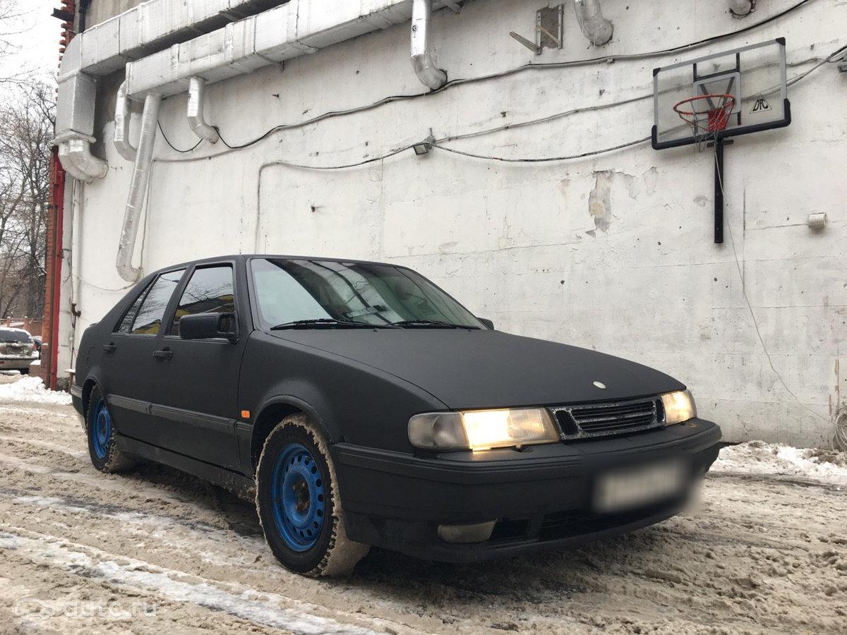 1996 saab 9000 cs hatchback 4 - door 2 3l 9000 photo