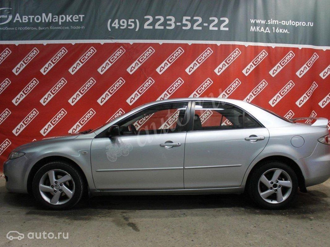 Обои автомобили mazda 6 hatchback - 2010