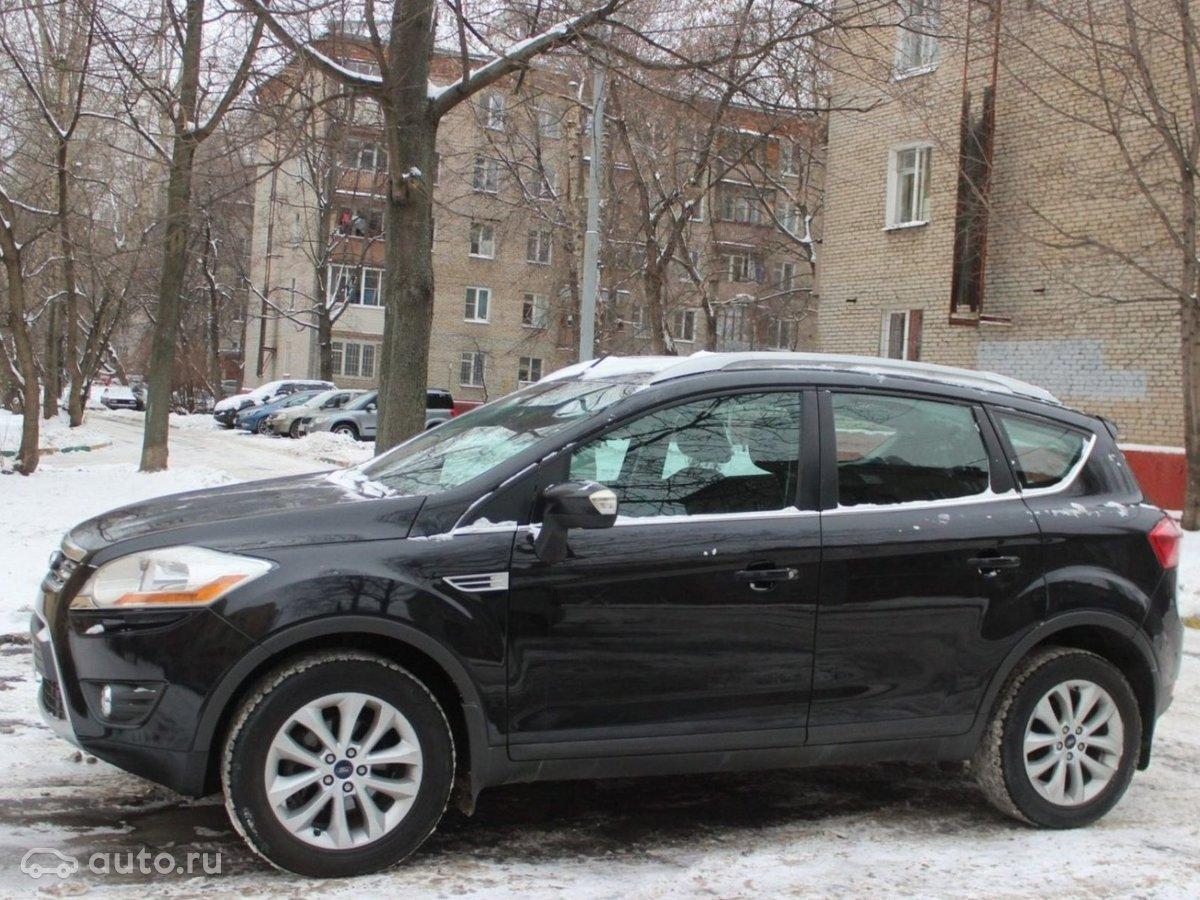 Форд куга 2 фото всех цветов