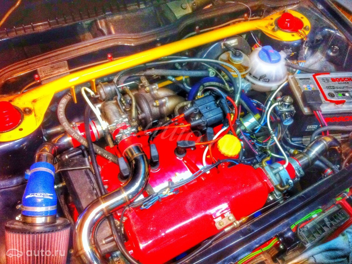Тюнинг ваз 2109 двигателя