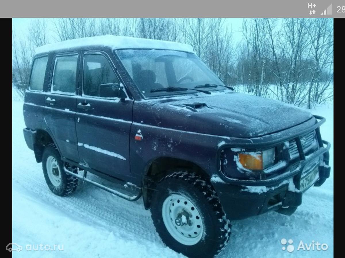 Смотрите, какой автомобиль: уаз 3162 simbir 31622 2001 года за 130 000 рублей на автору!