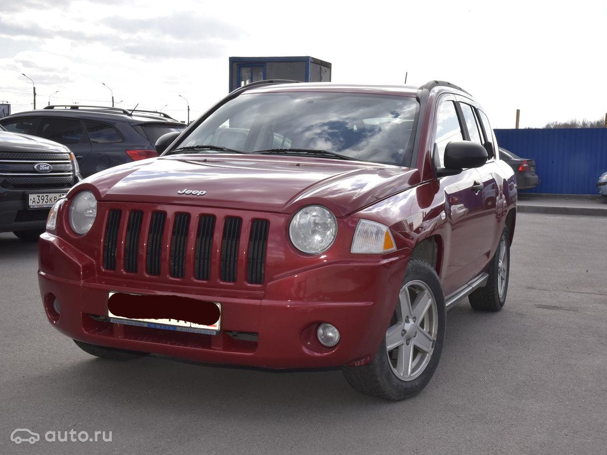 Купить jeep compass 24 cvt 170 лс 4wd 2012 гв за 833 333 руб в москве