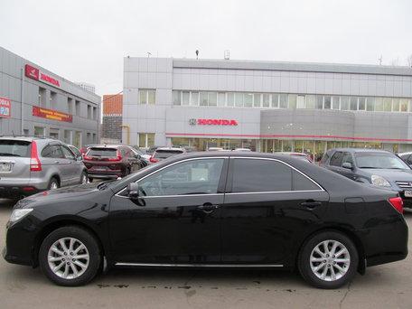 Toyota Camry, VII (XV50)