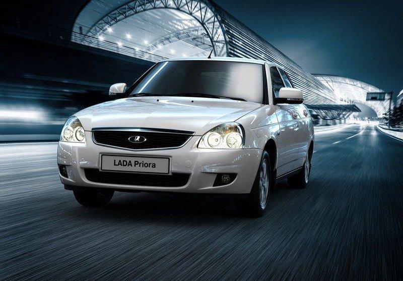 Изображениепродажа автомобилей lada priora sedan (лада приора седан) по выгодной цене