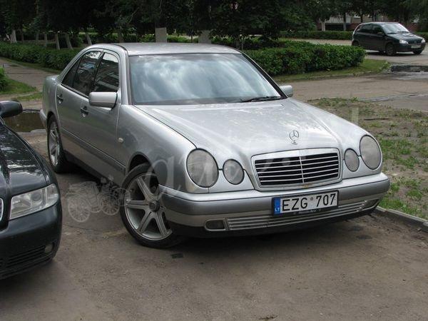 Как ездить на литовских авто