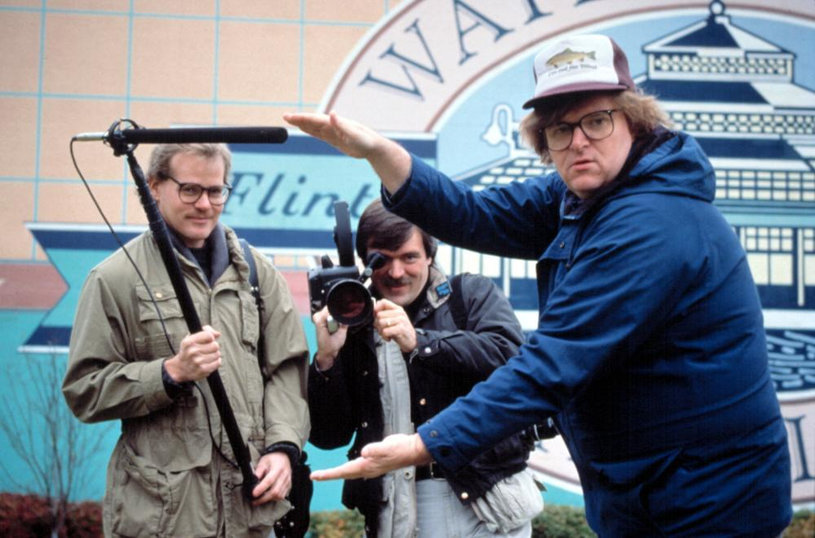 the films of michael moore essay Our video essay focuses on michael moore and his various techniques in his documentaries.