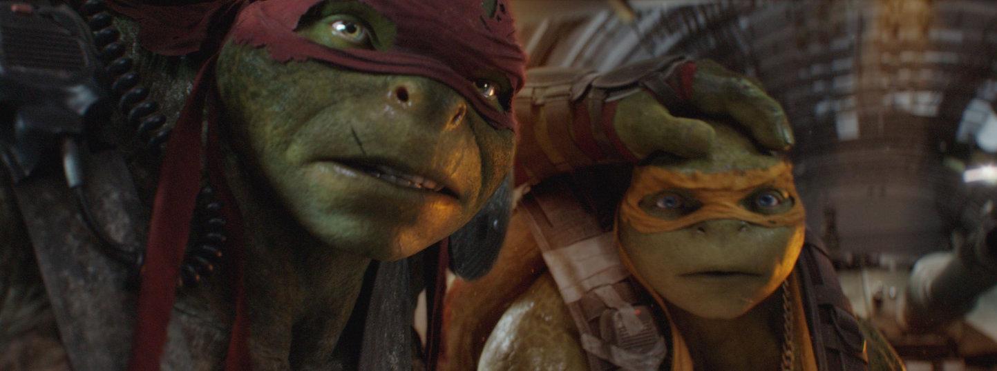 Amazoncom Teenage Mutant Ninja Turtles Out Of The