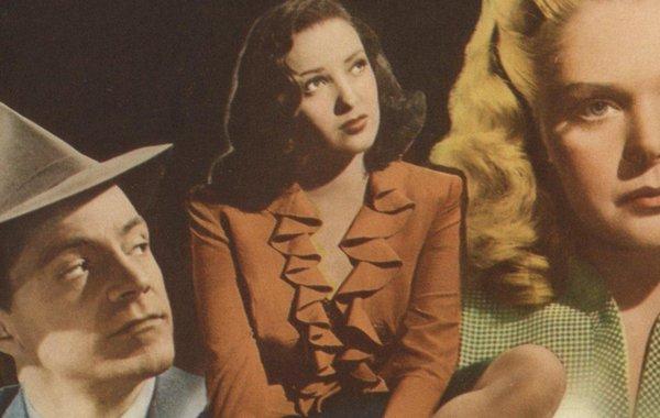 Падший ангел 1945  кинопоиск