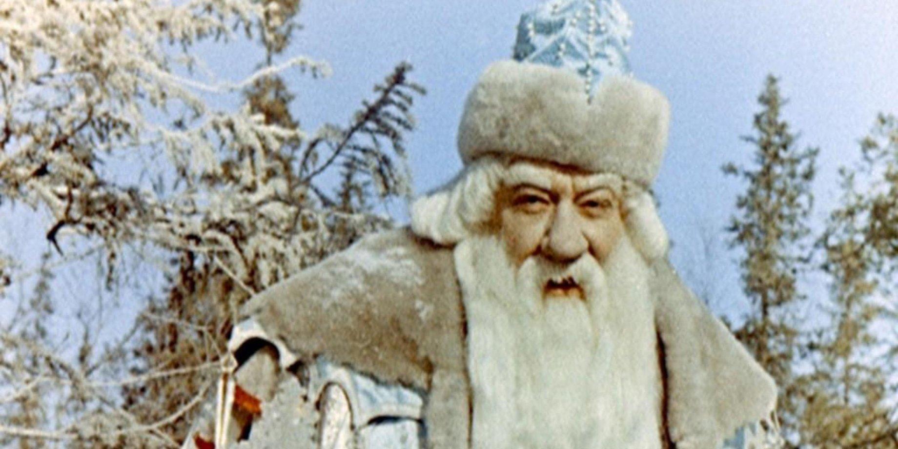 Фильм о новом годе советский