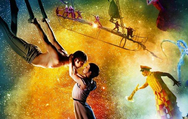 Cirque du soleil сказочный мир в 3d 2012 смотреть