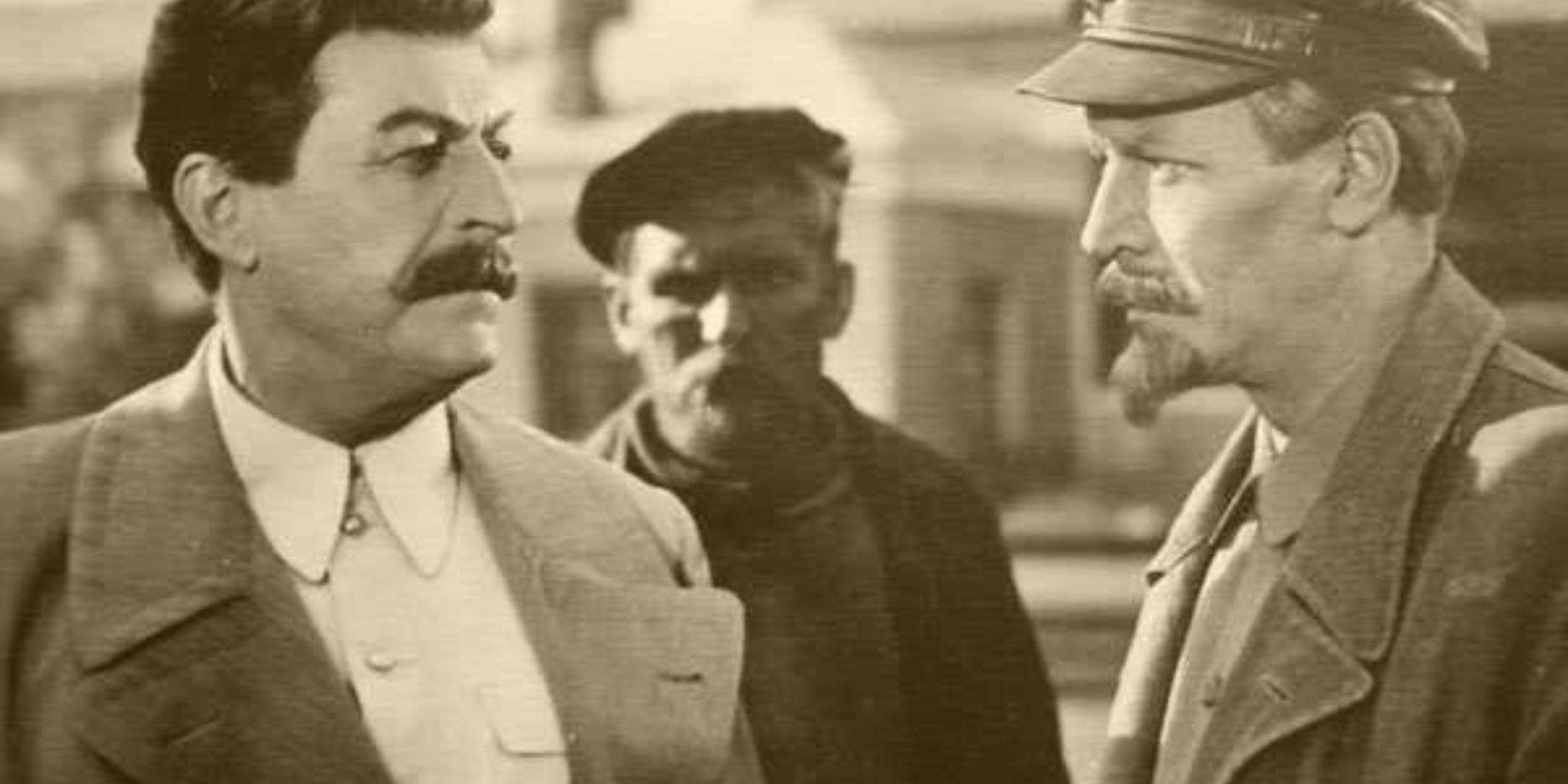 Двойник сталина евсей лубицкий фото