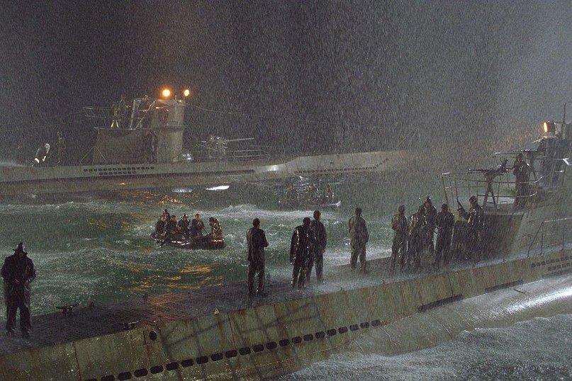 фильм про военные лодки