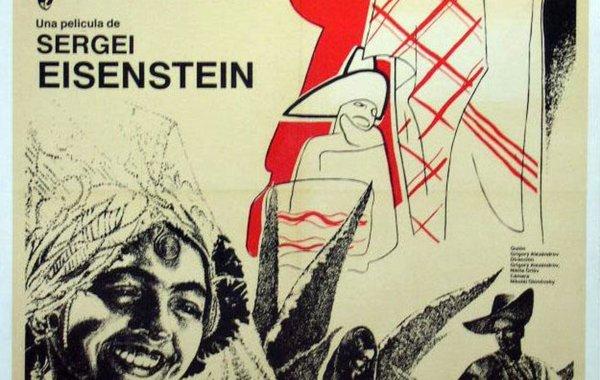 Фильм да здравствует мексика 1932