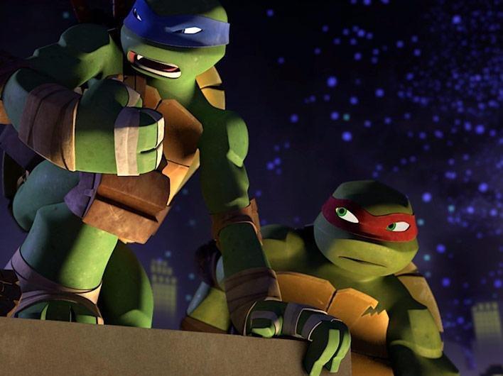 Teenage Mutant Ninja Turtles 2012  YMMV  TV Tropes