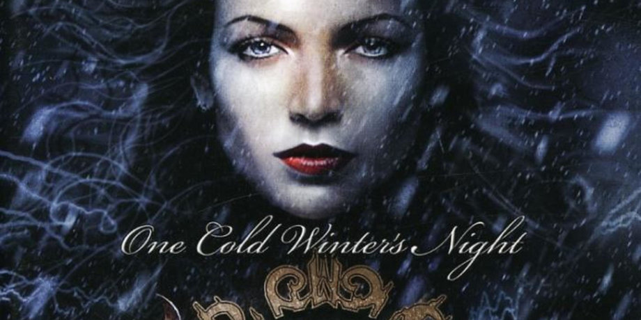 One cold winters night was recorded on