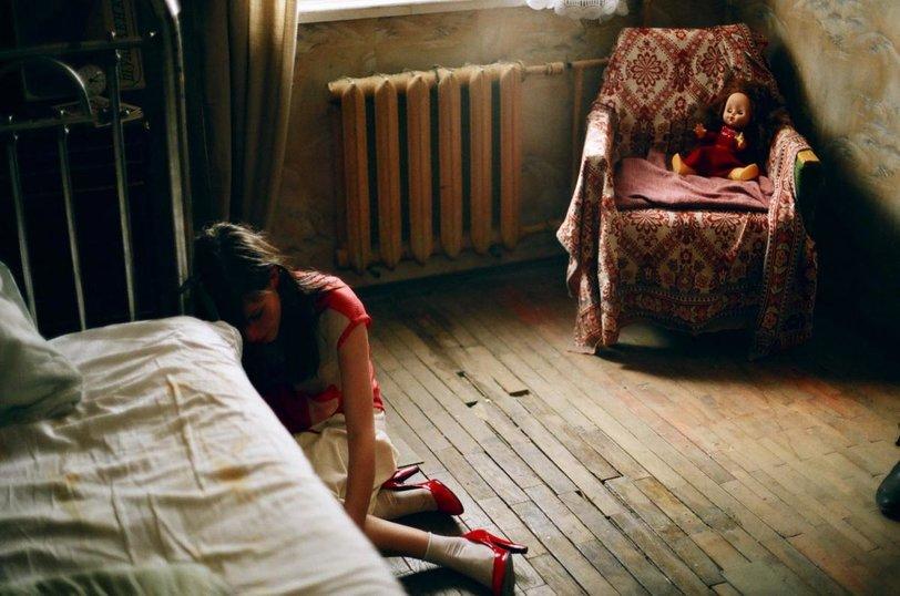 фото прикованные девушки