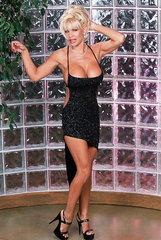 Mature babe Teri Weigel showing off her butt and masturbating № 19524  скачать