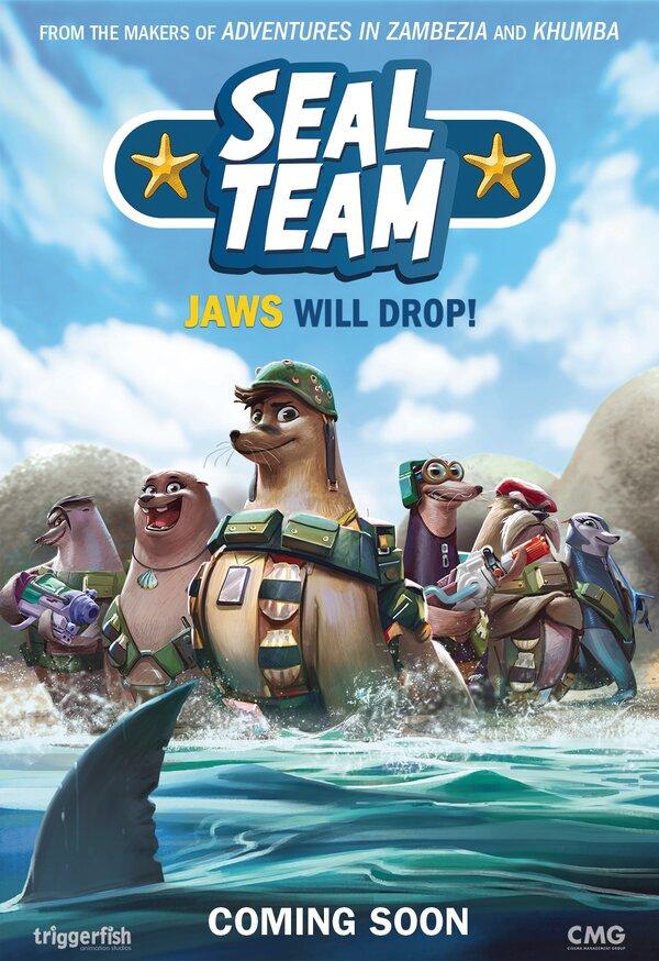 Seal Team анвап