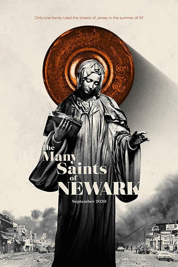 Множественные святые Ньюарка анвап